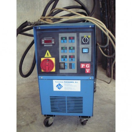 PGV mold temperature control