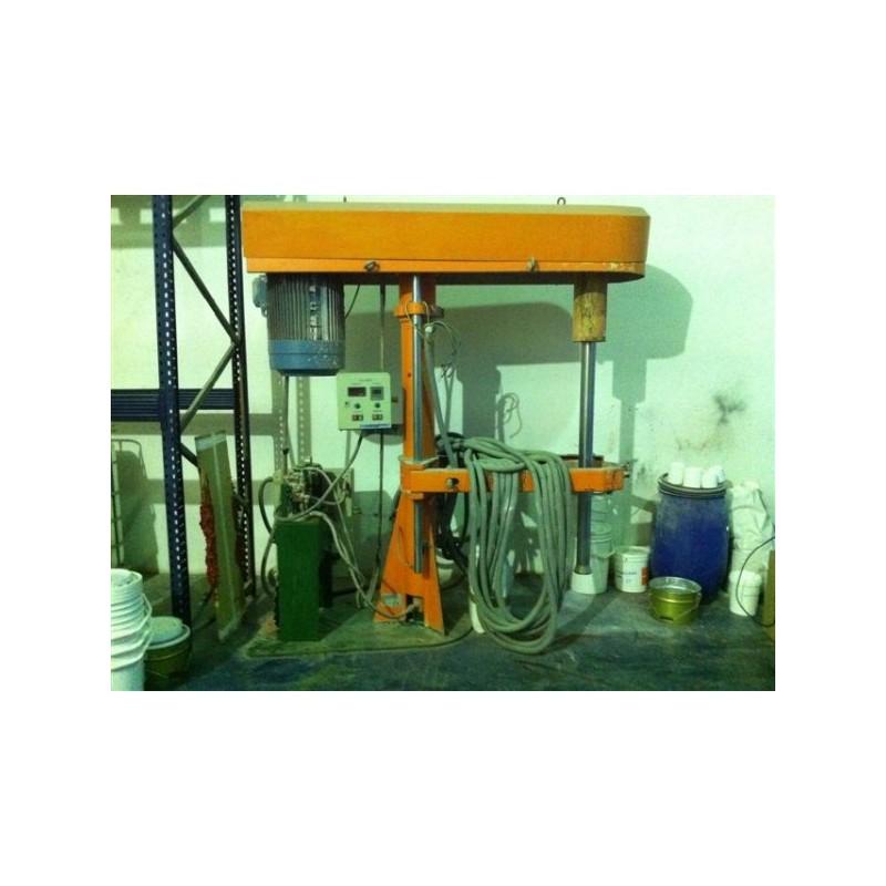 Shaker disosolver Lleal S-2