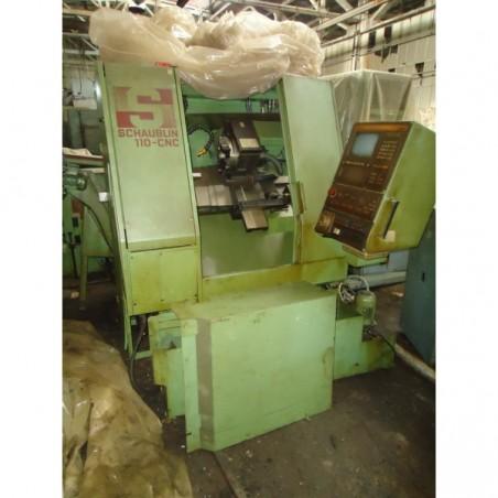 Lathe Shaublin 110-CNC