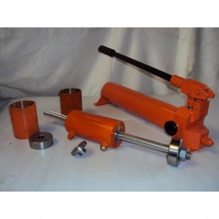 Pumps and hydraulic jacks