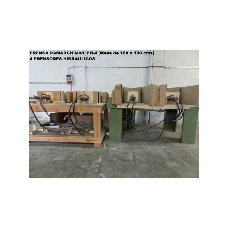 PRESSES RAMARCH mod. PH-4