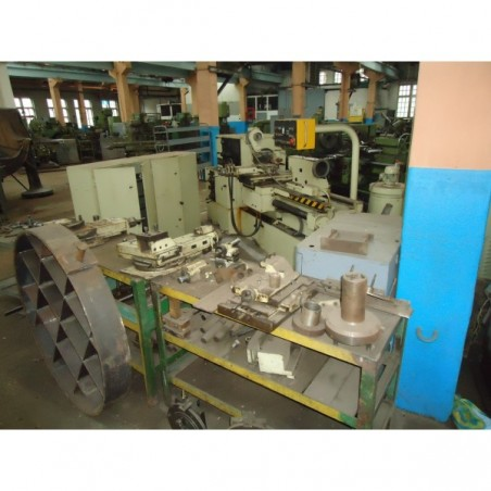 Relieving lathe DH250/4