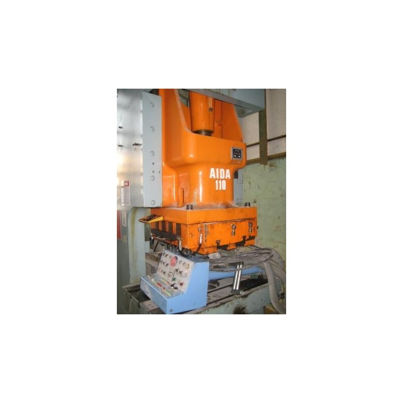 punch press Aida ,model NC1-110(2)