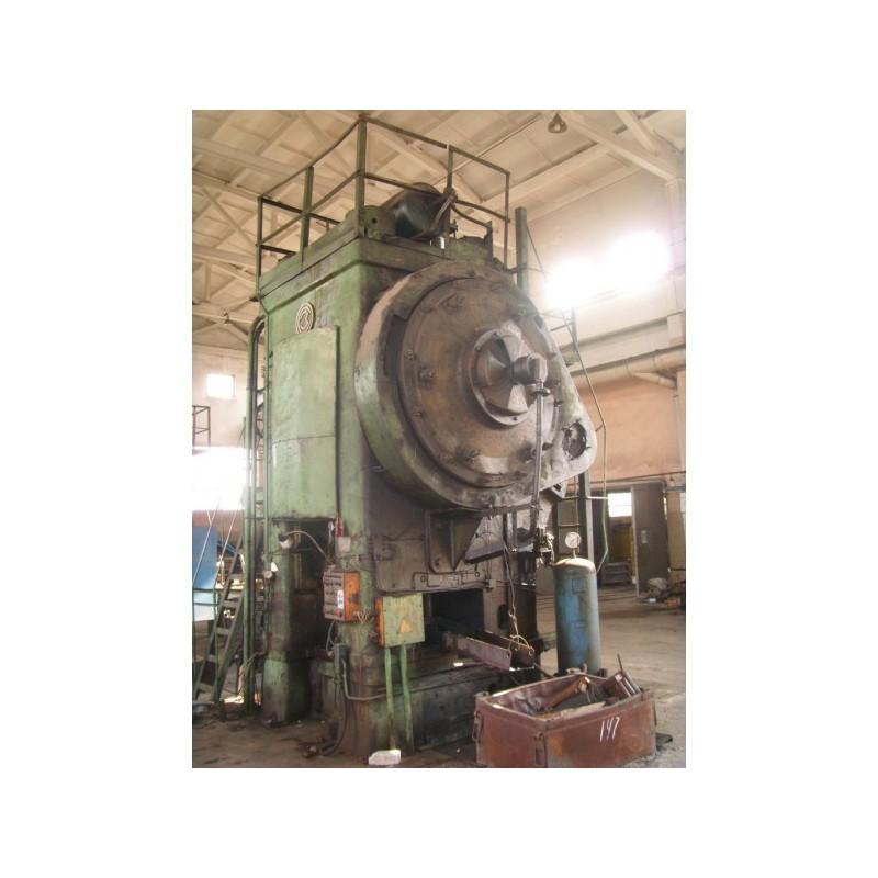 Hot forging press K864,1600 t (analogue of K8542)