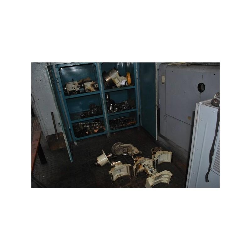Spline milling machine ZFWVG 250/3W*800