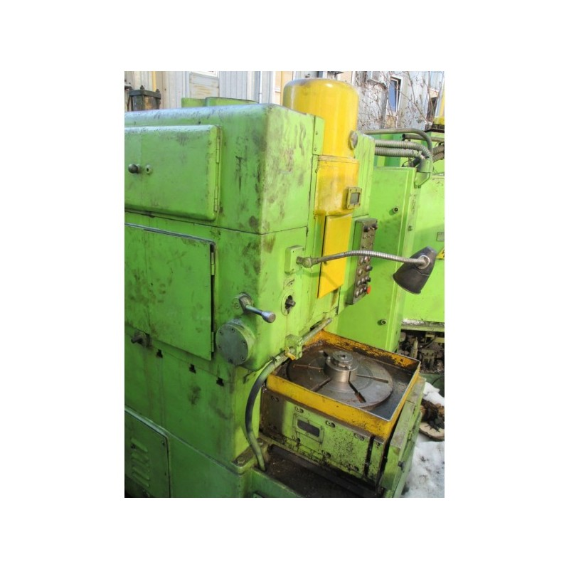 Semiautomatic gear shapers 5a122, 5122