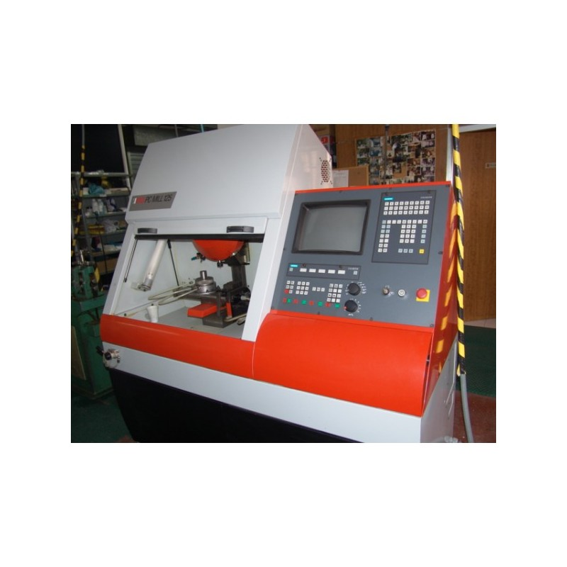 EMCO PCMill 125
