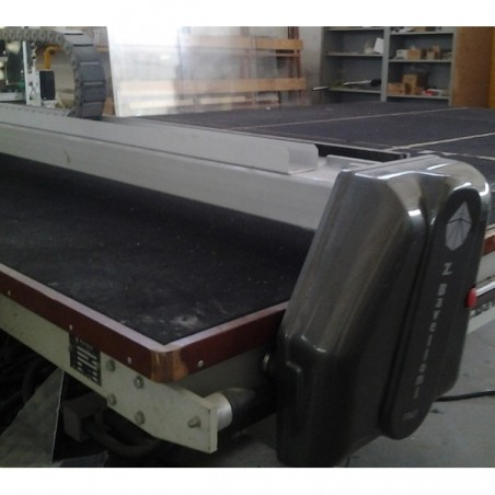 BOTTERO 331BKM-R TABLE GLASS CUTTING.AUTOMATIC CUTTING LINES.