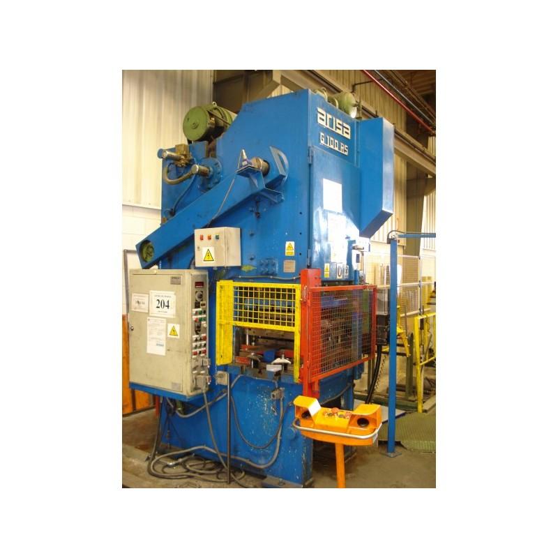 Arisa 100 tons press