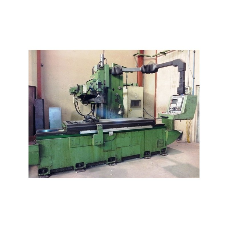 8025 FIXED GRAFFENSTADEN CNC BED MILLING MACHINE