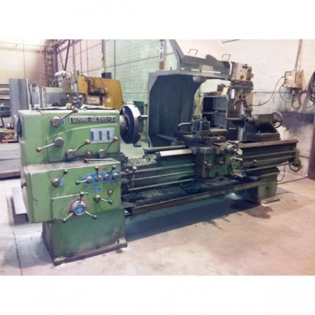 PARALLEL LATHE GEMINIS GE590Z 2,000 MM. E.P.