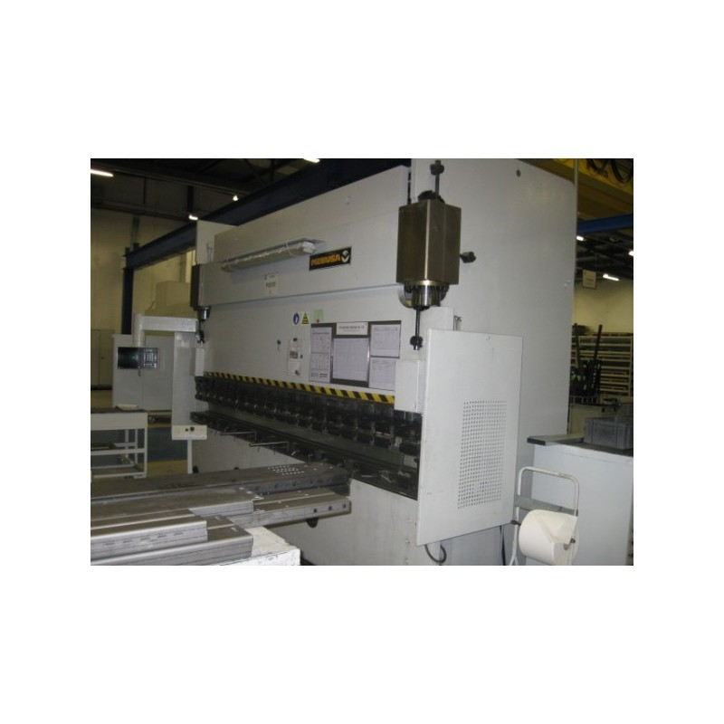 Folding Mebusa 170 tn, CNC