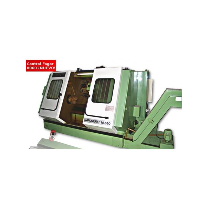 Danobat 650-NI CNC lathe 8060 Fagor new!