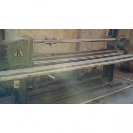 Maquinas de carpinteria industriales