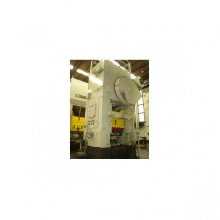 PRENSA MECANICA, MARCA: CLEARING, MODELO:F-11000-54, TON:1100