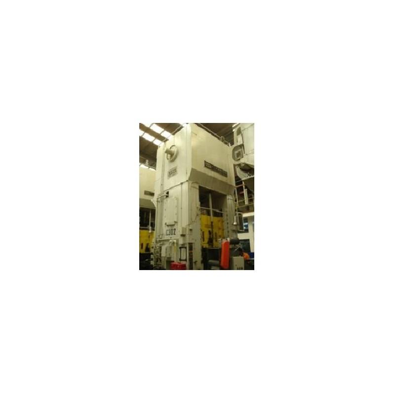 PRENSA MECANICA, MARCA:CLEARING, MODELO:S1-1000-60-54, TON:1000