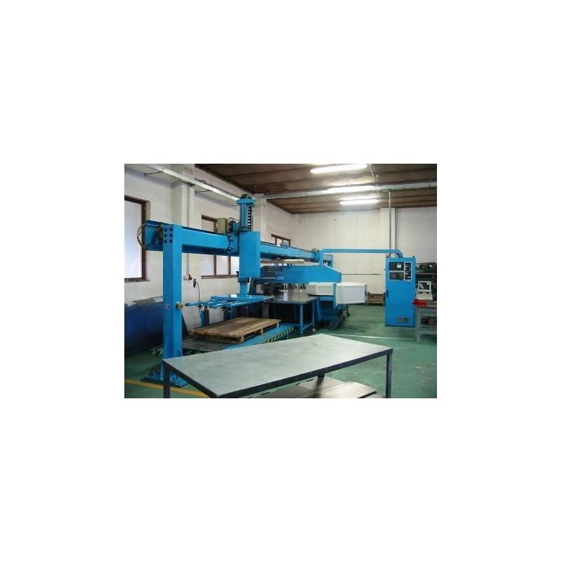 FINN POWER TP 250 CNC