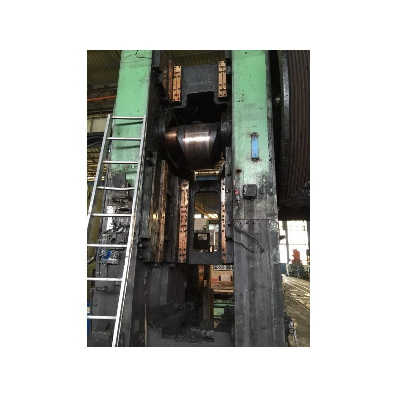 Prensa para forja Voronezh KB8540 1000 ton