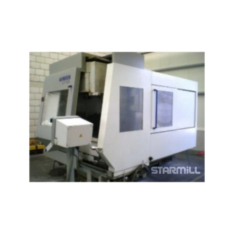 Centro de Maquinação - MIKRON VCP1000