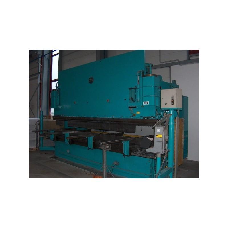 Hammerle 175 ton x 4600 press brake