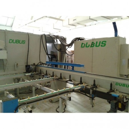DUBUS ALU FLEX 8001