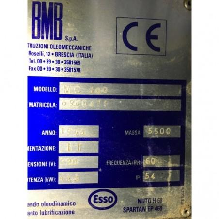 BMB MC 100