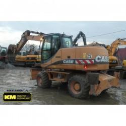 excavadora de ruedas Case WX165 2005