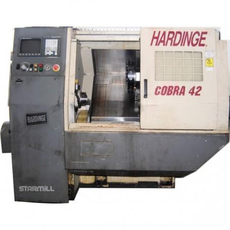 TORNO CNC - HARDINGE - COBRA 42
