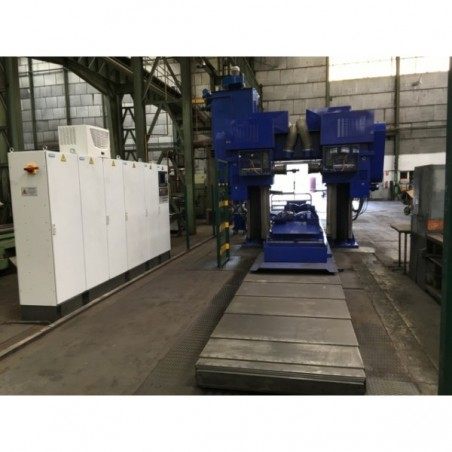CNC Milling Machine WALDRICH mod. WZPF 0