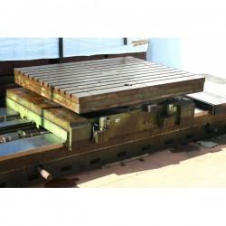 Rotary Table 40 Ton. - B axis- Trans. 3. 550 mm