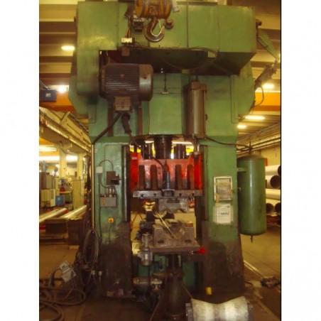 Screw press 600 ton