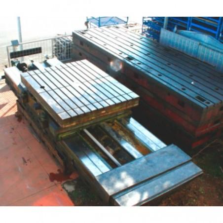 Rotary Table Transfert Pama 40 Ton.
