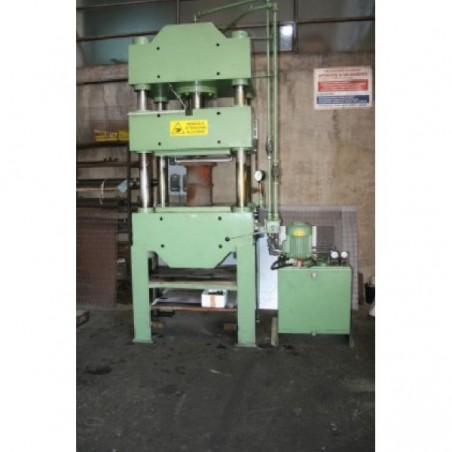 DOPPELMAYER200 HYDRAULIC PRESS