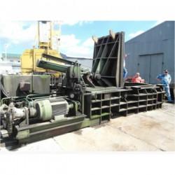 scrap press 400 ton