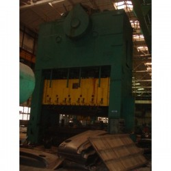 press mechanical 800 ton, model K-4039