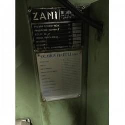 Pressa eccentrica ZANI. 63 ton, usata, Euro 8. 000. Daniele Villa +39 3312288678.